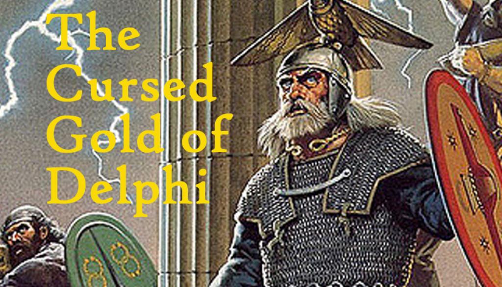 Cursed Gold of Delphi