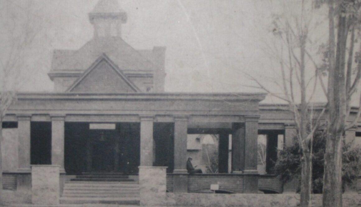 Roycroft 1907 Cupola